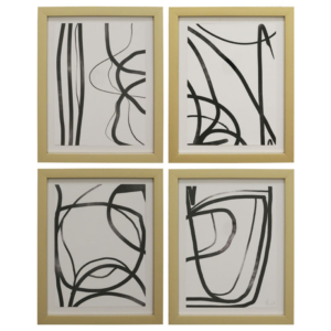 GICLEE MOTION SET 4